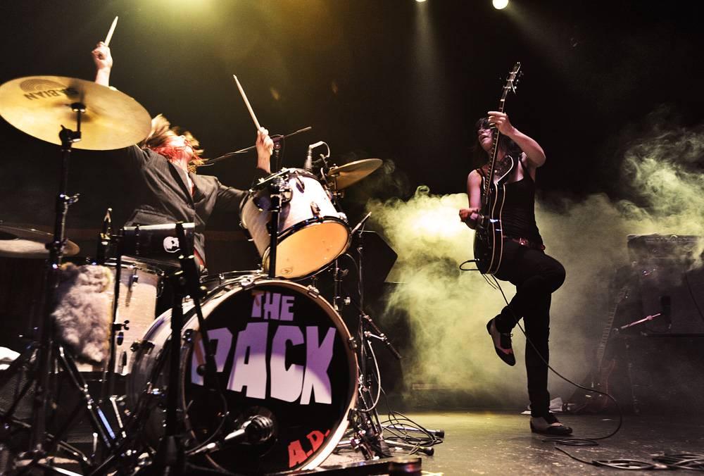 13/05 – THE PACK AD + SYD KEMP / La Malterie, Lille