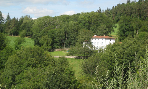 village saint jean la vetre