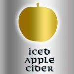 Iced Cider label winelist