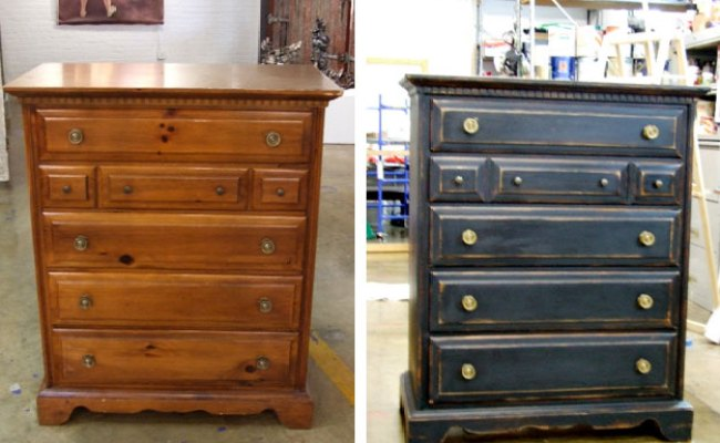 Refinishing Furniture To Refresh Your Décor B A