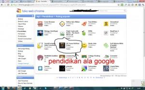 pendidikan ala google