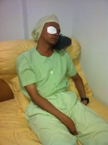 Pasca Operasi Ablesio Retina