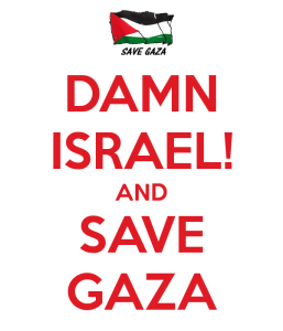 damn-israel-and-save-gaza