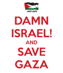 damn-israel-and-save-gaza