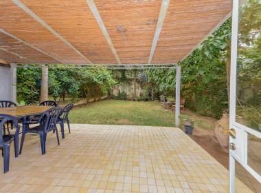 בלעדיות חדשה באבן יהודה - בית מהמם למכירה במרכז המושבה