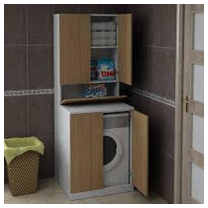 armoire de machine a laver tres agreable