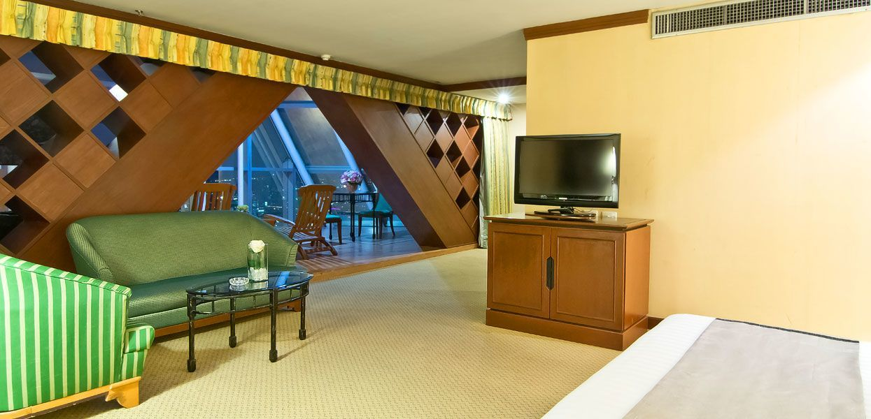 Superior SuiteSky Zone Baiyoke Sky Hotel Bangkok City
