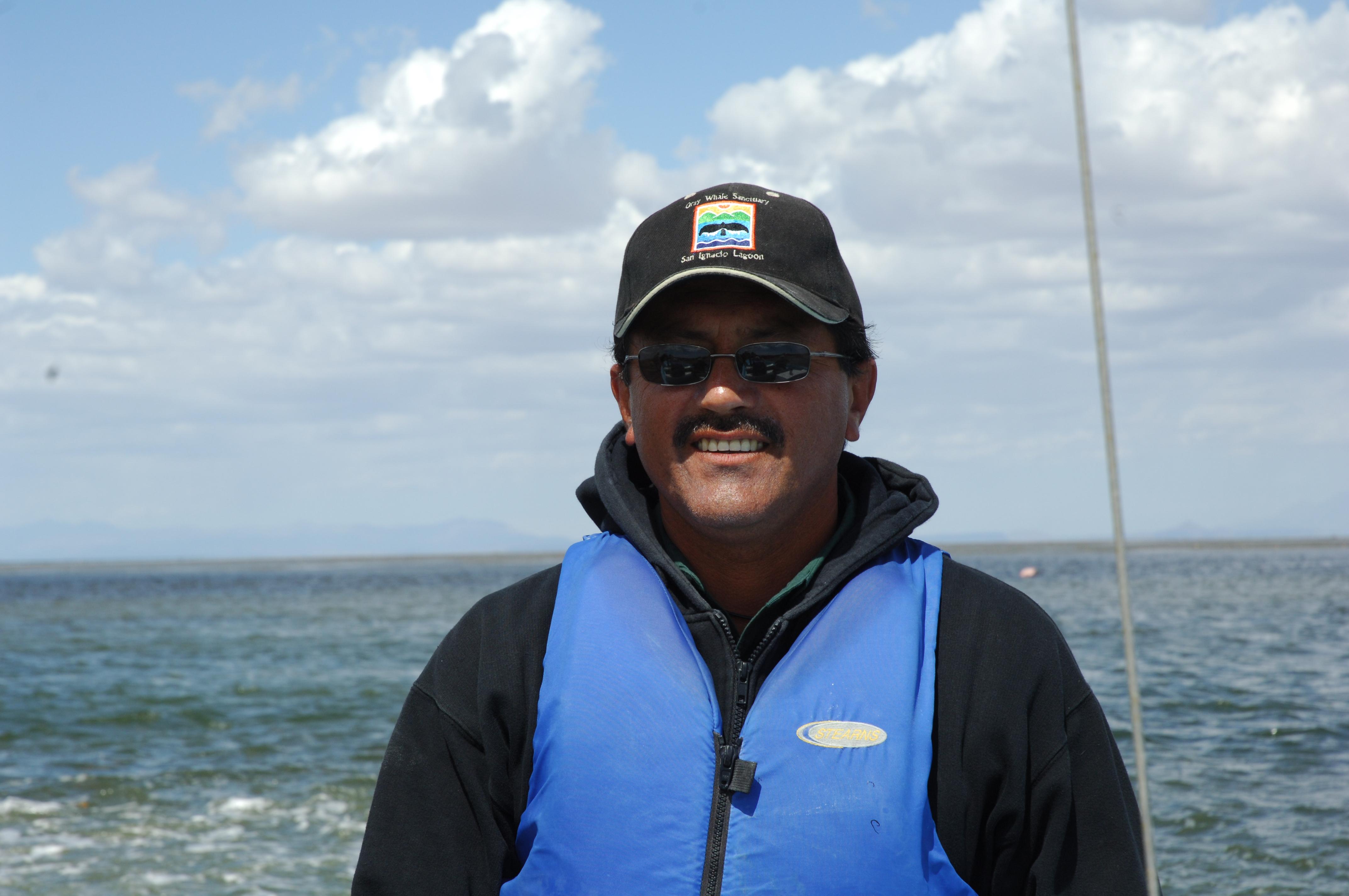 Maldo Fisher, co-owner, Campo Cortez