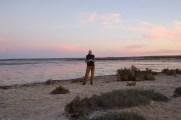 Lynn Brown on Beach