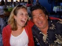 Kerri & Steve .. Happy!