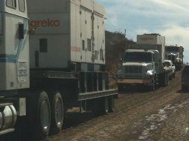 Truck Backups