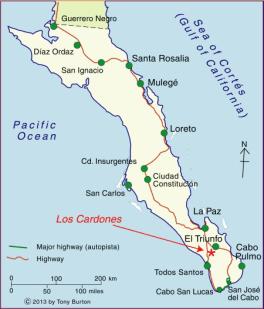 Todos Santos Mining Proposal
