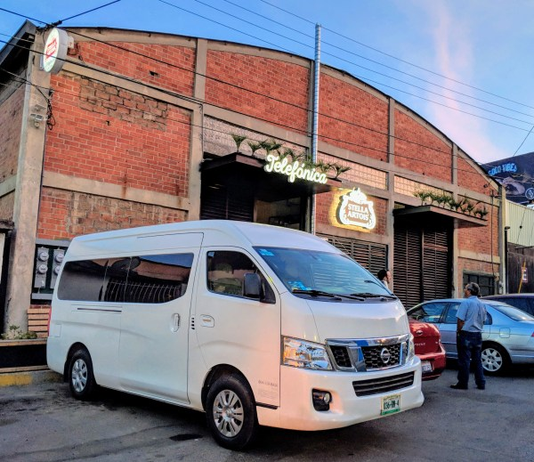Private Transportation service in Tijuana