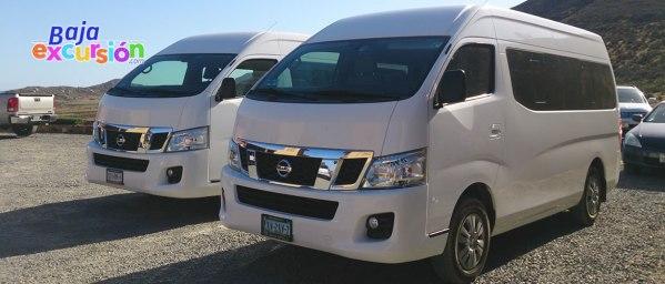 Van Shuttle Transportation Service