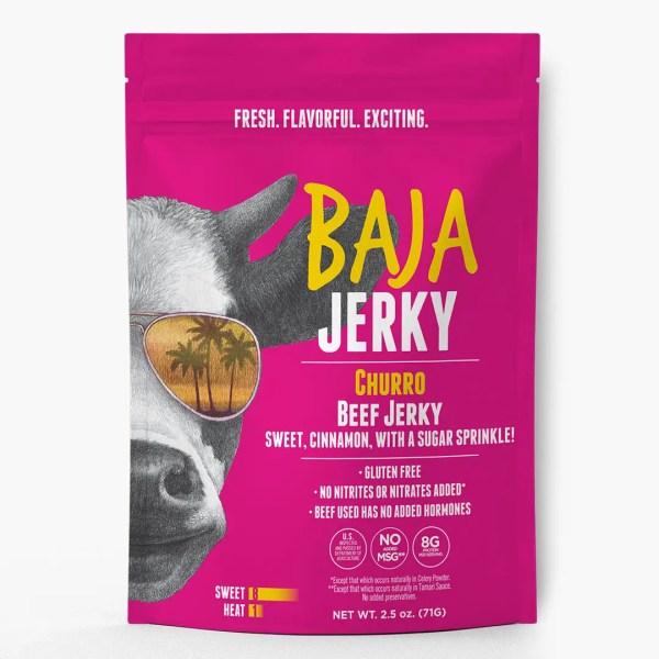 Baja Jerky Churro Beef Jerky