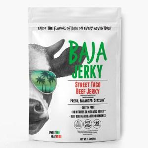 Baja Jerky Street Taco jerky