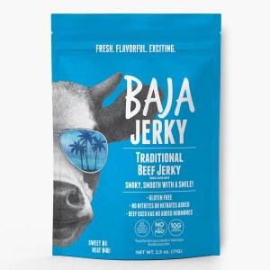 Traditional Beef Jerky from Baja Jerky
