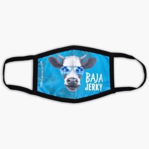 Baja Jerky Face Mask