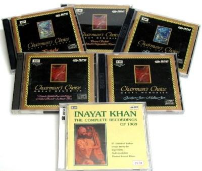 Chairman's Choice CD's