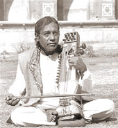 Ustad Hafizullah Khan, Sarangi Player