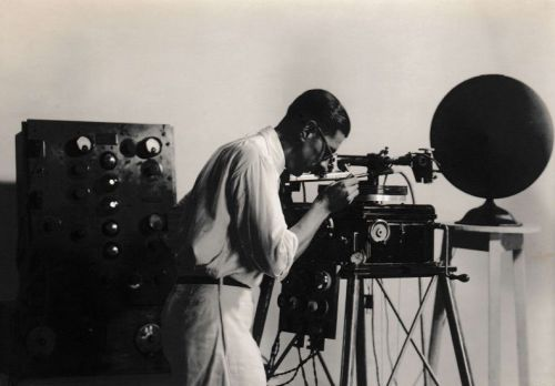 The Gramophone Co. Ltd.'s Recording Engineer, Douglas Ewen Larter
