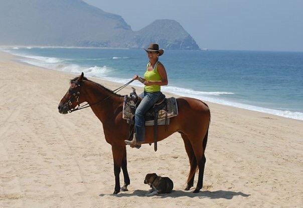 horsebackridingbeach