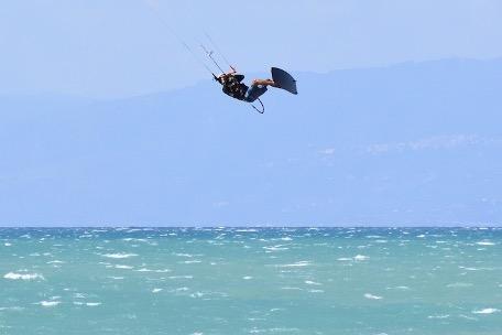 KiteBoardingLaVentana