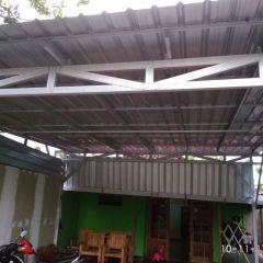 Harga Besi Baja Ringan Untuk Kanopi Atap Galvalum Marga Wonogiri