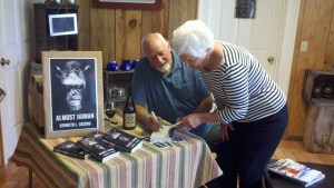 Book Signing 3 Del Rio Vineyard and Winery