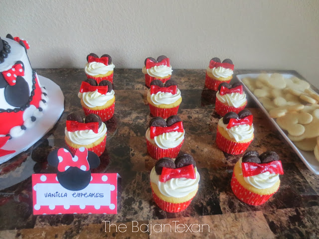 Minnie Mouse oh Twodles DIY Birthday Party The Bajan Texan