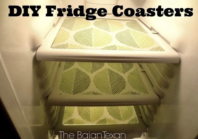 Fridge Coasters