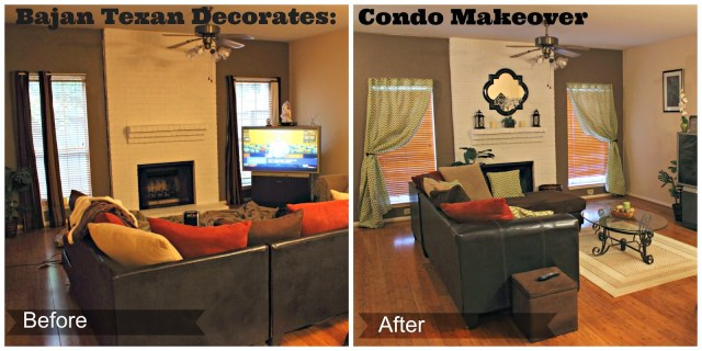 DIY Condo Makeover -  It's not actually difficult to revamp a condo. Here are some great tips for transforming your space!