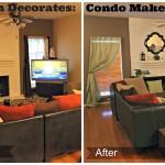 DIY Condo Makeover