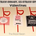 Valentine's Day Class Gift Ideas: Ex-STRAW-dinary, Ex-STRAW-special!