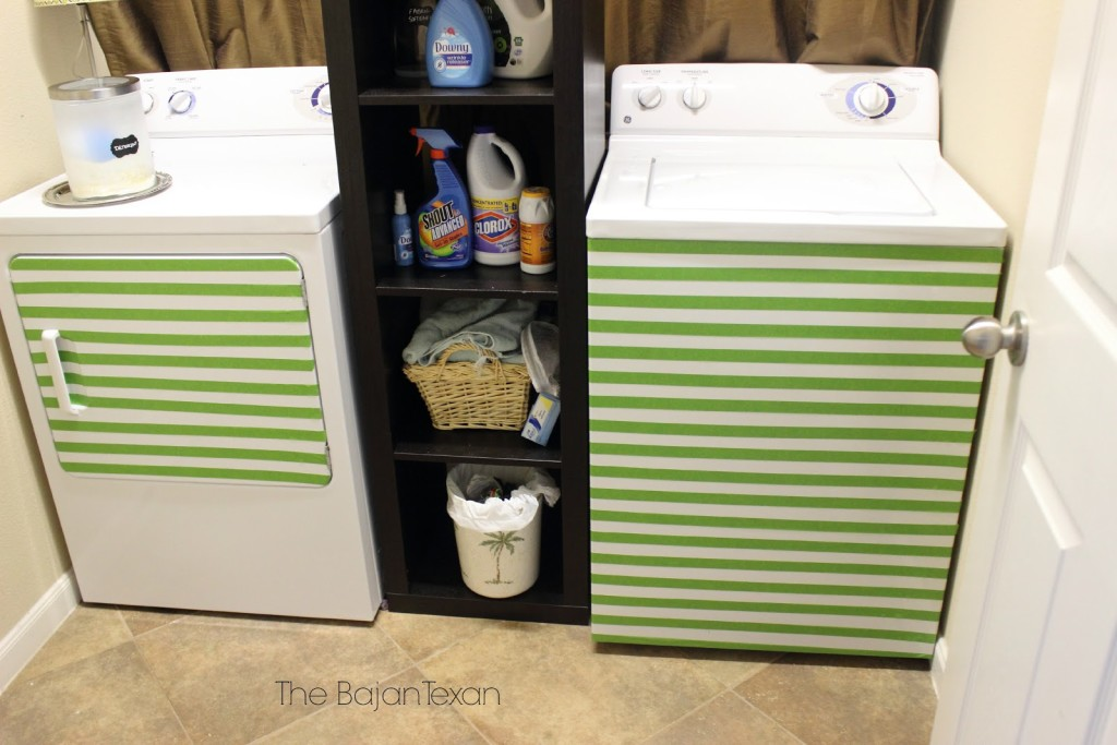 DIY Washer Makeover Dryer Laundry Room Series