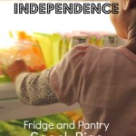 Instilling Toddler Independence! My First Guest Post on Mommy Gaga!