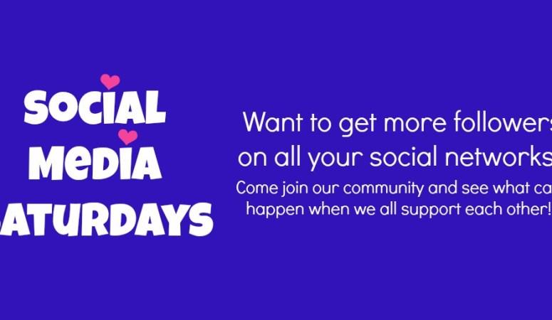 Social Media Saturday #8