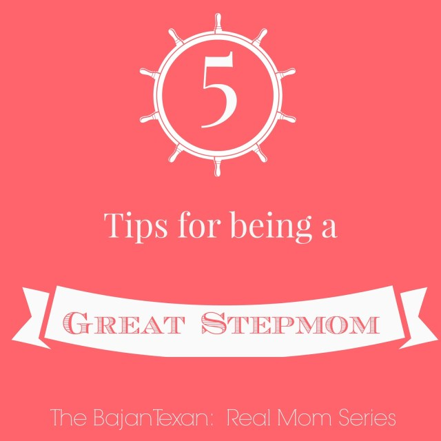 5 Rules on How to be a Great Step Mom (Real Mom Series 2) - Friendly tips on how to make and keep a good relationship with step children.