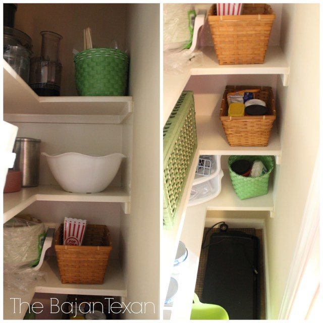 Pantry Organization Video The Bajan Texan