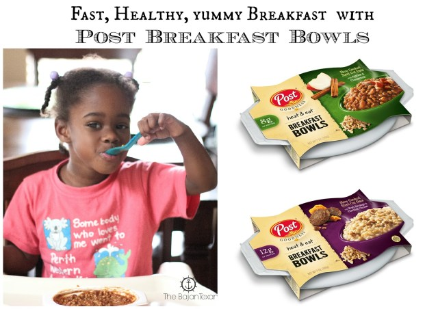 Fast Healthy Breakfast