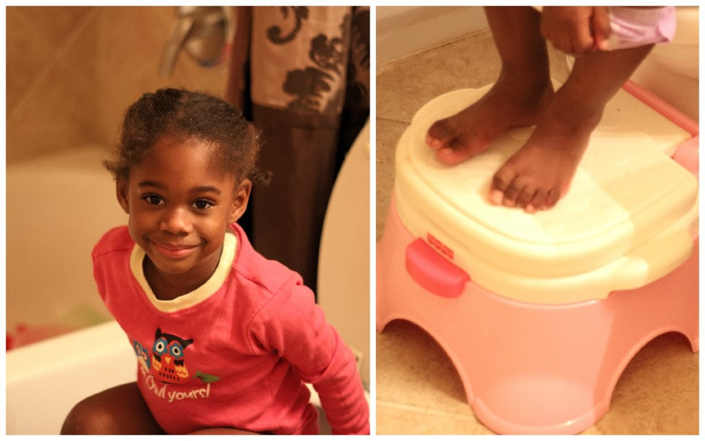 How To Potty Train Twins And Survive Giveaway Ad