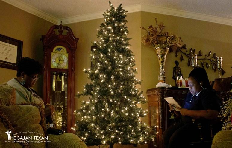 christmas tree thaksgiving