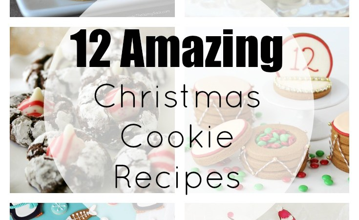 11 Christmas Cookie Recipes