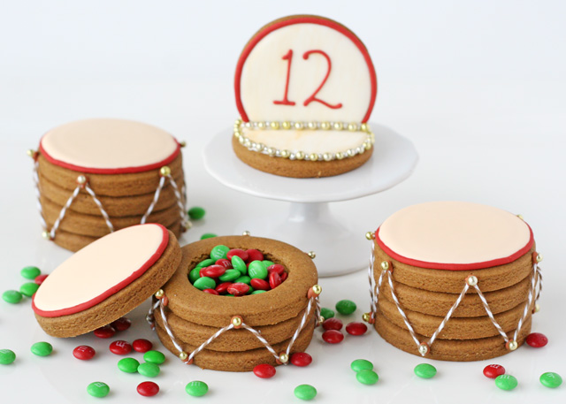 Christmas-drum-cookies