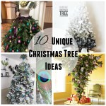 10 Unique Ways to Decorate a Christmas Tree