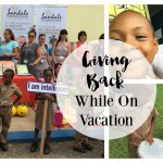 How to Make Giving Back a Part of Your Vacation