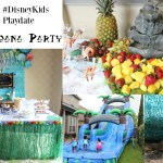 How to Plan the Perfect Moana Party #DisneyKids Preschool Playdate