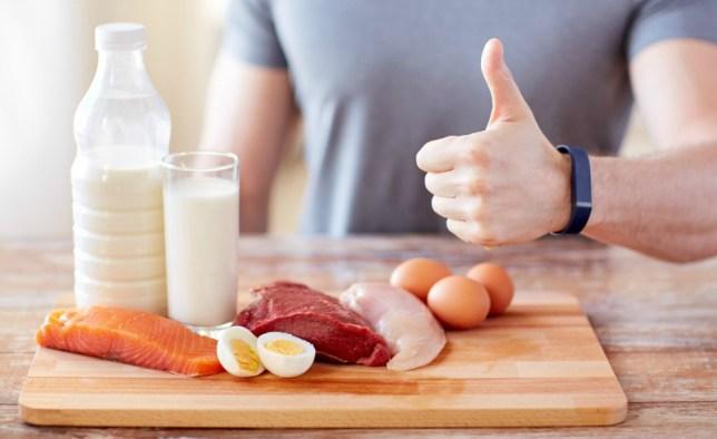 proteinas necesarias