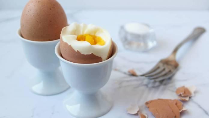 los huevos son para bajar de peso