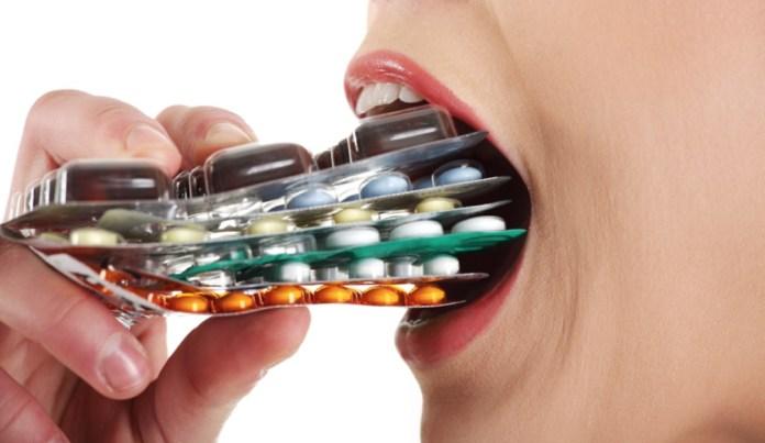 perder el peso causado por la medicacion